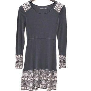 PrAna || long sleeve sweater dress